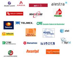 Logo de Comercial autogena y electrica sociedad anonima