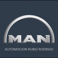 Logo de Comercial de automocion rubio