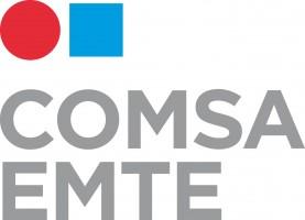 Logo de COMSA