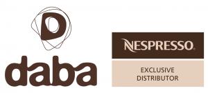 Logo de Daba - Distribuidor de Nespresso