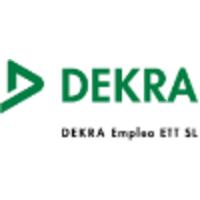 Logo de Dekra Empleo ETT