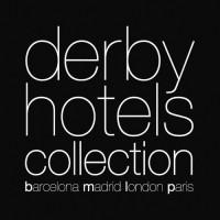 Logo de Derby Hoteles