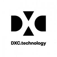 Logo de DXC