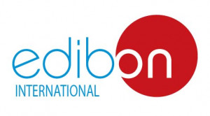 Logo de Edibon international