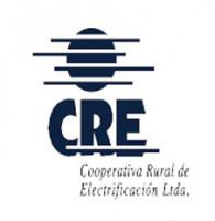 Logo de Electricidad r puerta