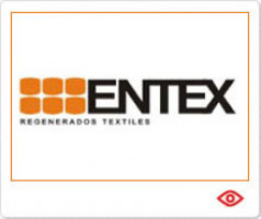 Logo de Entex textil