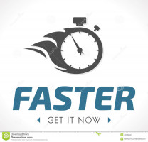 Logo de FASTER