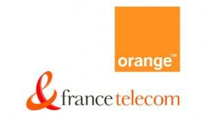 Logo de Orange  (France Telecom)