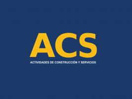 Logo de Grupo ACS