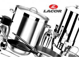 Logo de GRUPO LACOR