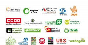 Logo de Grupo layna gestion de residuos sociedad limitada