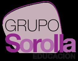 Logo de Grupo Sorolla Educación. Cooperativa Valenciana