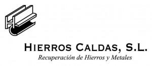 Logo de Hierros caldas