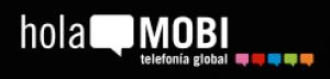 Logo de holaMOBI