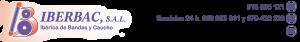 Logo de Iberbac iberica de bandas y caucho