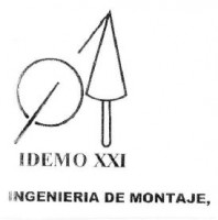 Logo de Idemo xxi ingenieria de montaje