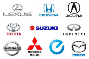Logo de Japan car