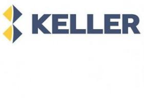 Logo de Keller cimentaciones