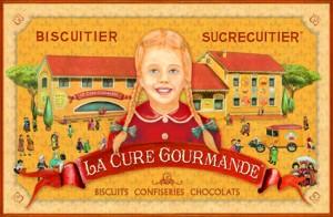 Logo de La Cure Gourmande