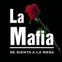 Logo de La Mafia se sienta a la mesa