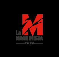 Logo de La Maquinista