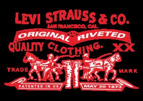 Logo de Levi Strauss & Co.