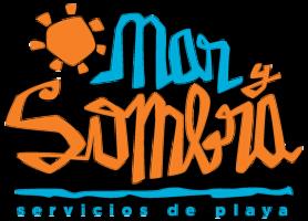 Logo de Mar y sombra