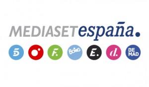 Logo de Mediaset España Comunicación