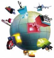 Logo de Mercado actual y servicios logisticos