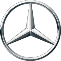 Logo de Mercedes benz retail