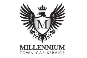 Logo de Milenium car