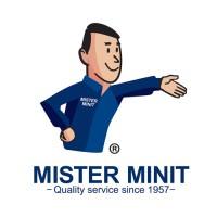 Logo de Mister Minit