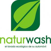 Logo de NaturWash