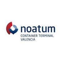 Logo de Noatum container terminal valencia