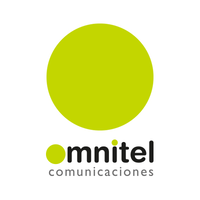 Logo de Omnitel comunicaciones