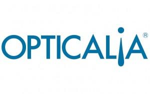 Logo de Opticalia