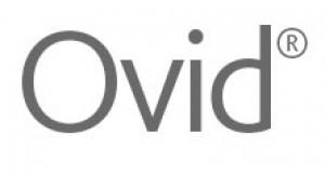 Logo de Ovid technologies