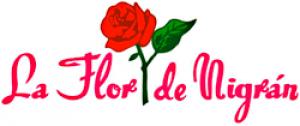 Logo de Panaderia la flor de nigran