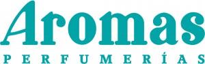 Logo de Perfumerías Aromas