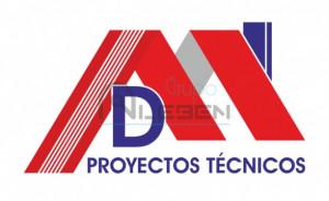Logo de Proyectos tecnicos de imagen y edificacion