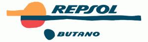 Logo de Repsol Butano