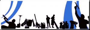 Logo de Servicios auxiliares de mantenimiento y limpieza