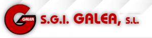 Logo de Sociedad general de importaciones galea