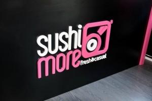 Logo de Sushimore