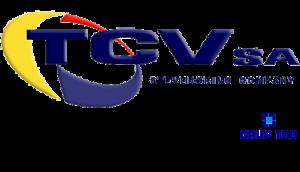 Logo de Tcv stevedoring company