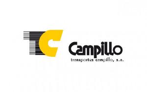 Logo de Transportes campillo