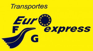Logo de Transportes fg euroexpress