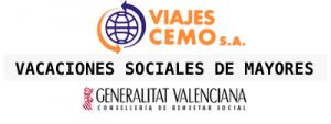 Logo de Viajes Cemo