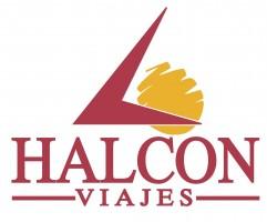 Logo de Viajes Halcon