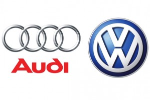 Logo de Volkswagen Audi España